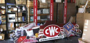 CWC tradeshow signage