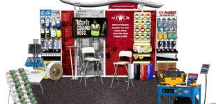 CWC tradeshow concept design