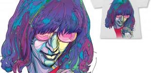 Joey Ramone memorial tee