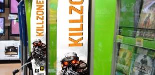 Playstation shelf blade