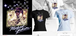 Michael Jackson retail tee