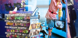 Playstation Toys'R'Us concept piece