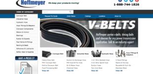 Hoffmeyer Co webstore - desktop
