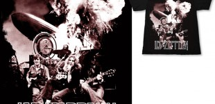 Led Zeppelin retail tee