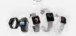 Apple Watch screens